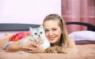 Какие болезни переносят кошки опасные для человека